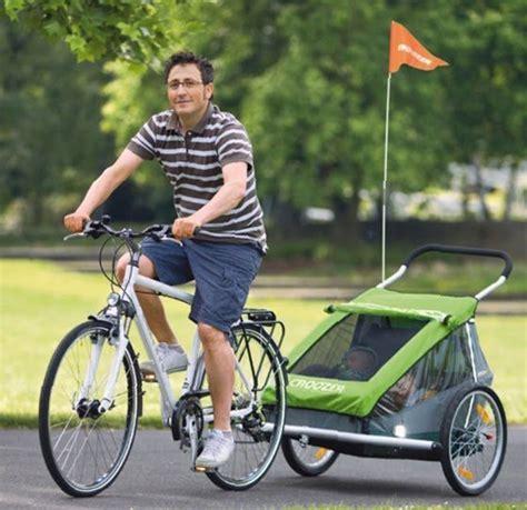 sillas bici ni os el mejor remolque de bici para ni 241 os comparativa guia