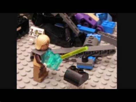 Lego Kota lego the unleashed rahm kota vs starkiller