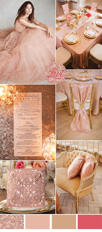 wedding trendsseven stunning wedding color ideas