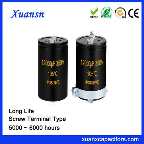typical capacitor lifetime offer capacitor 12000uf 350v