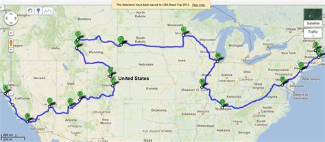 map usa routes usa road trip route map draft 1 swadeology