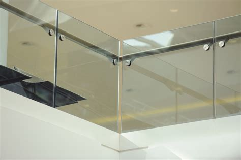 Banister Balustrade Balustrade Frameless Glass Eyeglasses