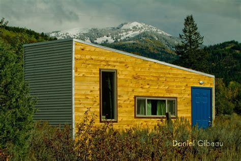Lucky House by The Lucky House 200 Sq Ft Tiny House Town