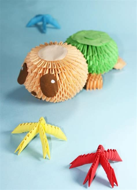 3d Origami Ideas - 17 best images about 3d origami d on origami