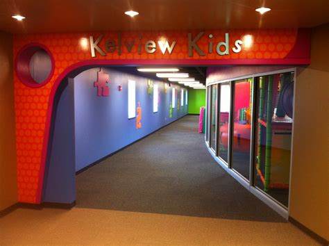 design is play church indoor playground and creative themed kids area at