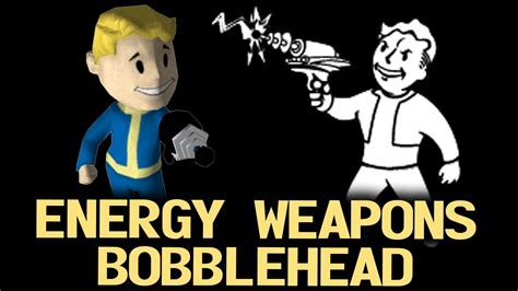 bobblehead energy weapons fallout 3 bobblehead energy weapons