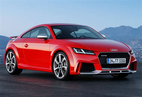 Audi Tt Coupe Price by 2017 Audi Tt Rs Coupe Specifications Photo Price