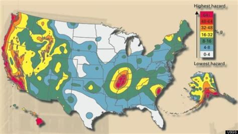 earthquake fault lines map a time s memory u s fault lines graphic earthquake