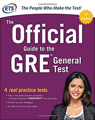 Official Guide To The Itp Test ets gre practice test powerprep ii the official guide