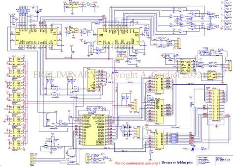 wiring diagram electronic keyboard keyboard color diagram elsavadorla