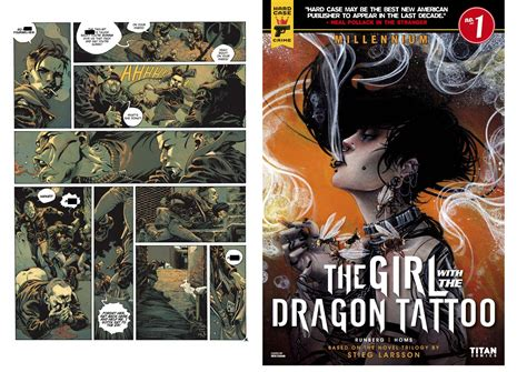 the girl with the dragon tattoo sex aicn comics reviews with the secret