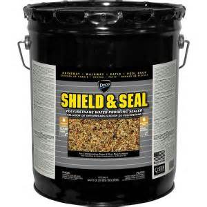 dyco paints shield and seal 5 gal 1380 clear polyurethane