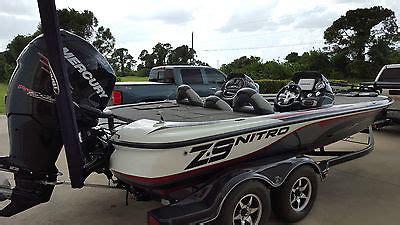 nitro bass boat rigging 2014 nitro z6 boats for sale
