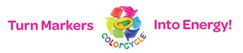 crayola color cycle turn markers into energy by recycling