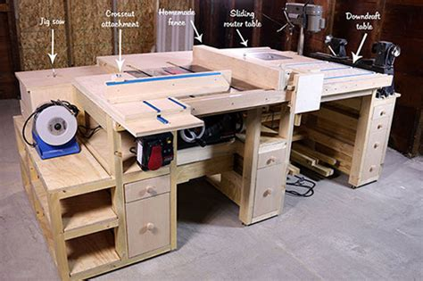build  table  workstation  guide