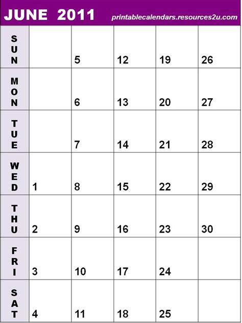 printable calendar vertical vertical calendar calendar template 2016