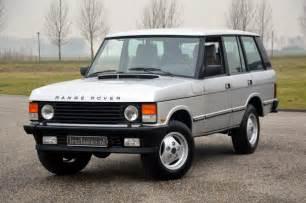 range rover classic 3 5 vogue 4wd classics