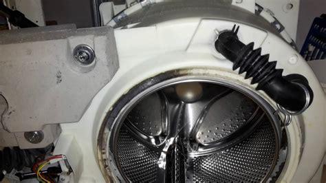 Bauknecht Waschmaschine Trommellager by Bauknecht Wak 6460 Defekte Trommellager Wechseln Erneuern
