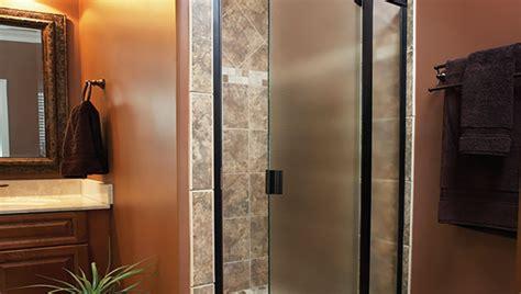 shower instead of bath choosing basco shower doors instead of shower curtains