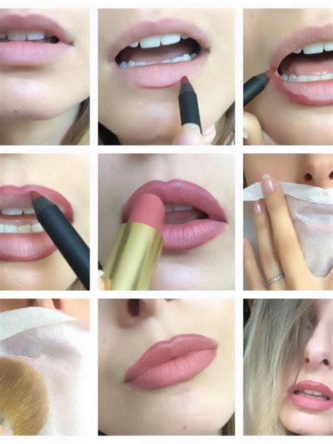Lipstik Untuk Si Bibir Tebal tips makeup untuk si bibir tipis biar terlihat lebih tebal bintang