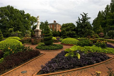 Missouri Botanical Garden Gardens Conservatories