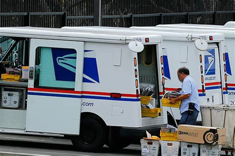 in e mail age postal service struggles to avoid a default usps struggles to snag e commerce shipping share losses