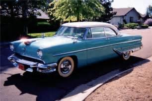 2012 Tahoe Interior 1955 Lincoln Capri 2 Door Coupe 133206