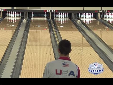 bowling arm swing and release analysis of the modern 10 pin bowling swing and release