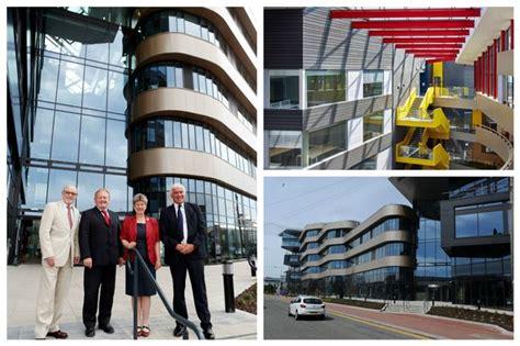 cardiff and vale college city centre cus e architect cardiff and vale college officially launches 163 45m city