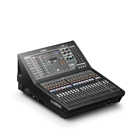 Mixer Yamaha Ql Series ql series overview mixers professional audio