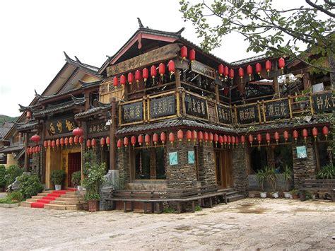 style hotel in modern lijiang yunnan http www