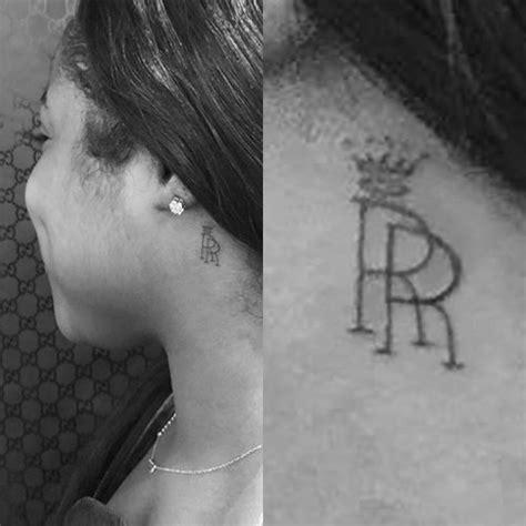 reginae carters  tattoos meanings steal  style
