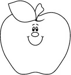 preschool apple coloring pages fruit coloring pages and printables crafts and