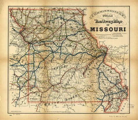 mo map missouri map free large images