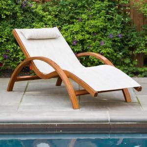 leisure season sling patio lounge chair slc  home