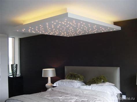 Lumiere Etoile Plafond by Plafond R 233 Tro 233 Clair 233 Avec Effet 233 Toil 233 Wow