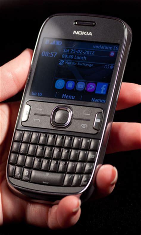 Hp Nokia Asha 302 Second nokia asha 302 ponsel qwerty dengan fitur hsdpa dan wifi review hp terbaru