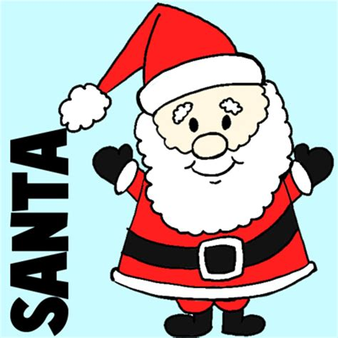 best drawi g of santa clause with chrisamas tree easy for how to draw santa clause for how to draw step by step drawing tutorials