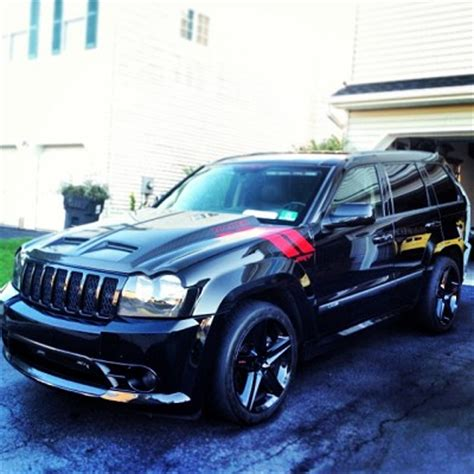 Jeep Srt Custom 2007 Jeep Grand Srt 8 36 900 Or Best Offer