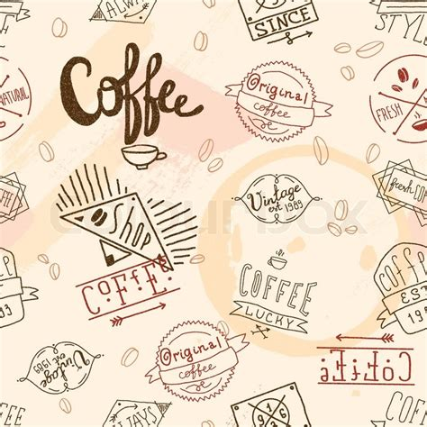 wallpaper coffee cartoon vintage coffee shop wallpaper www pixshark com images