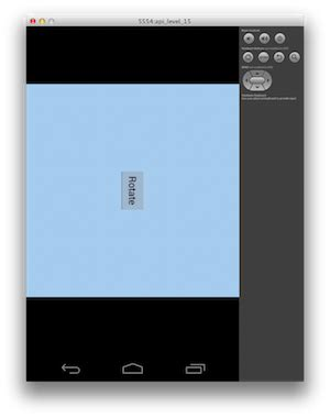 android rotate android rotate whole layout stack overflow