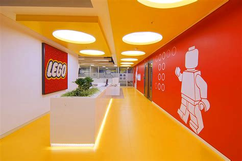 Lego Headquarters by Oso Creates World Of Lego For Famous Toy Company S Istanbul Hq