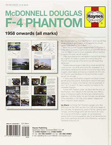 libro phantom in the cold libro mcdonnell douglas f 4 phantom manual 1958 onwards all marks an insight into owning