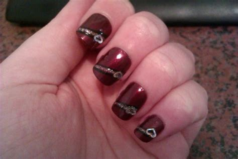 design nail art simple 20 cool nail designs you can try any day graphicsbeam