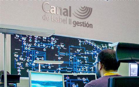 canal isabel ii oficina virtual canal de isabel ii gesti 243 n lanza un servicio de