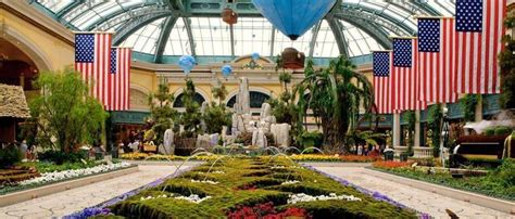 Botanical Gardens Bellagio by Las Vegas Botanical Garden Gardensdecor