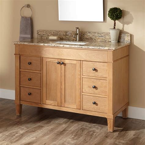 48 Quot Marilla Vanity For Rectangular Undermount Sink 48 Bathroom Vanity Sink
