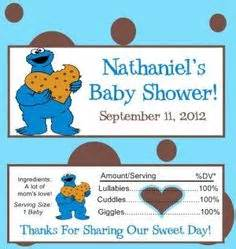 Cookie Baby Shower Invitations by Cookie Baby Shower Invitations Theruntime