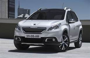 Peugeot 2008 Crossover Review Peugeot 2008 Details Of Compact Crossover