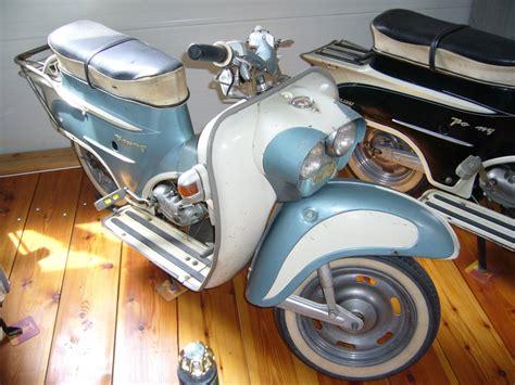Ktm Ponny Ktm Ponny I Deluxe 1961 Motos Motorr 228 Der